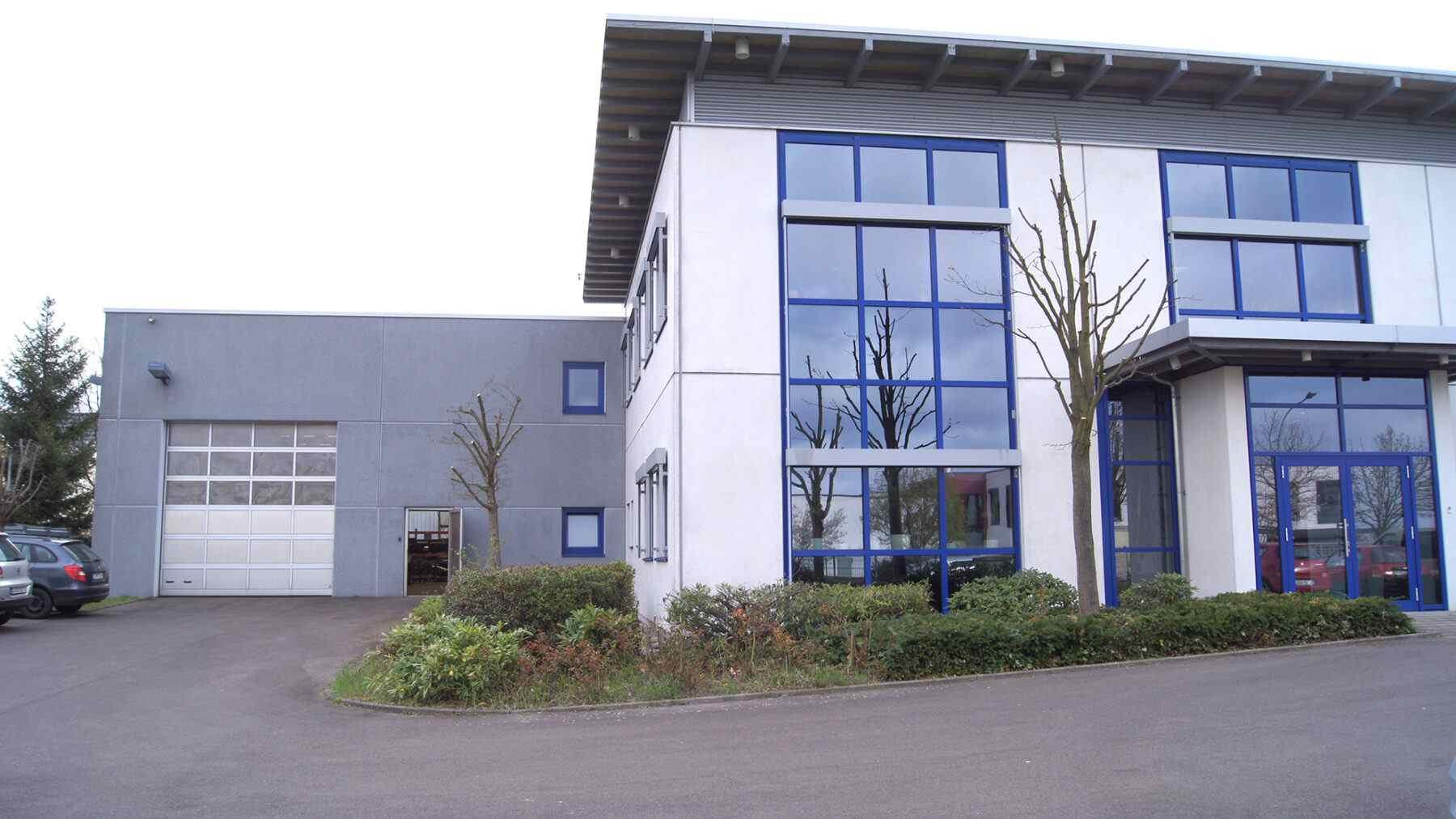 Firmengebäude Süd-Metall Schließsysteme Leipzig GmbH