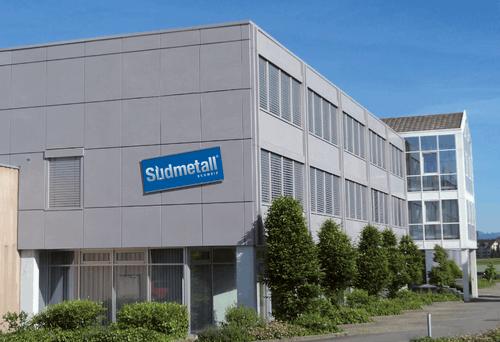 Firmengebäude Süd-Metall Beschläge Schweiz GmbH