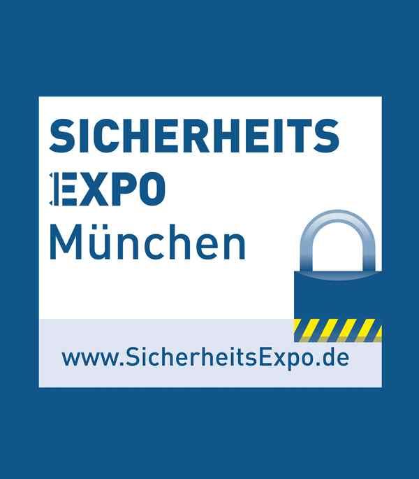 Messe Sicherheitsexpo in München