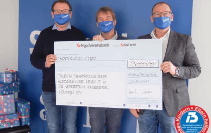 Spendenaktion 2020 - Kinderkrebshilfe Deutschland