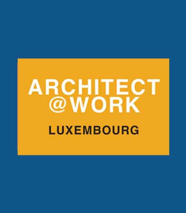 Messe Architect@work Luxembourg
